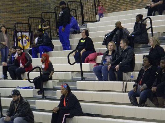 Falcons fans. Photo credit: Todd Thomas