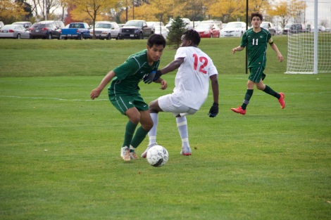 Edgar Oropeza scored two second-half goals in the season-ending 4-3 loss to Kankakee.