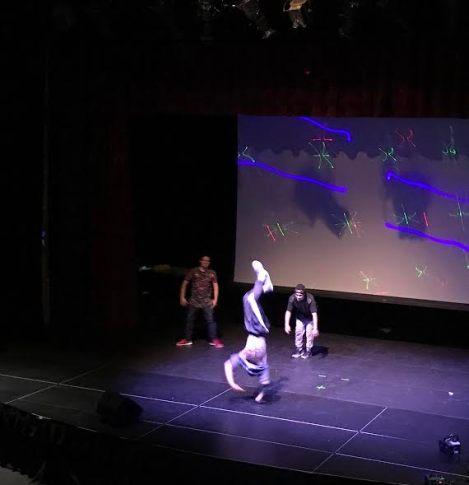 Urban Art Club Dance Performance